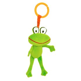 Frog for the stroller