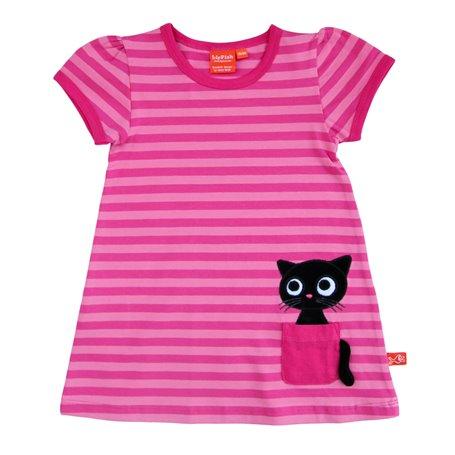 katt klänning barn