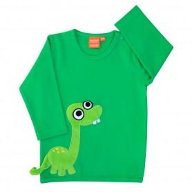 Dinosaurie-tröja, grön