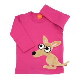 Kangaroo shirt (size 74/80)