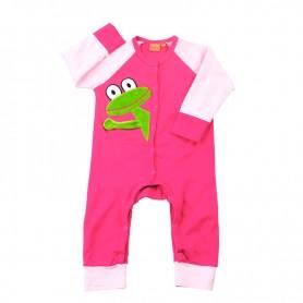 Babypyjamas med groda