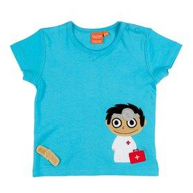 Havsturkos T-shirt med doktor