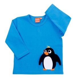 Penguin shirt (blue)